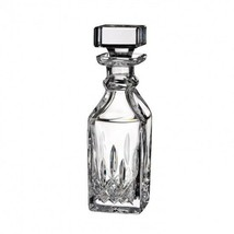 Waterford Lismore Classic Square Decanter # 40003432 New In Box - $180.92