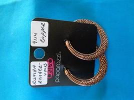 Paparazzi Earrings (new) Rumba Rendezvous/Copper 9114 - $8.61