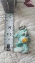1985 Vintage Care Bears Figure Attachable Keychain  - $3.95