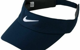 NEW! Nike Golf Tech Visor-College Navy/White - $44.43
