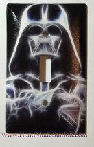 Star War Darth Vader Light Switch Power Outlet wall Cover Plate Home Decor