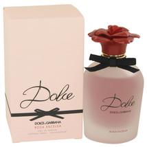 Dolce & Gabbana Rosa Excelsa Perfume 1.6 Oz Eau De Parfum Spray image 1