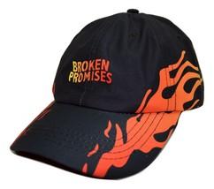 Broken Promises Hell Raiser Lightweight Adjustable Polyester Black Dad ... - £13.53 GBP