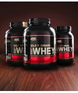 Optimum Nutrition Gold Standard 100% Whey Protein Powder, Vanilla Ice Cream5lbs - $44.99