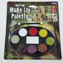 Horror Makeup Palette 8 Colors Costume Grease Theatre Special Effects Ha... - $6.99