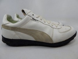 Puma Grass Cat Size US 13 M (D) EU 47 Men's Grass Shoes Cleats White