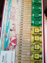 Vintgage 1985 Parker Brothers Advance to Boardwalk Monopoly Board Game - $6.84