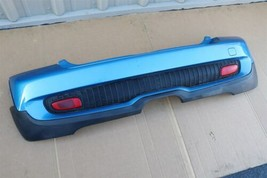 07-10 Bmw R56 Mini Cooper S Turbo JCW  Bumper Cover w/ Fog Lights LASER BLUE image 1