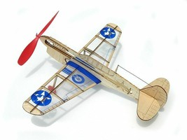 Guillow's Basic Model Airplane Kit WW II Curtis P-40 Warhawk Fighter GUI... - $13.85