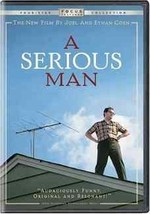 DVD - A Serious Man DVD  - $7.08