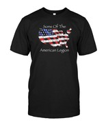 Sons Of The American Legion T Shirt, S.L, Military Pride .png - $17.99+
