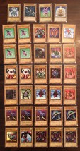YU-GI-OH CARDS! lot of 34 Normal Monsters Sonic Duck Gokibore Kamakiri B... - $14.03