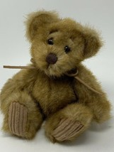 "First & Main Plush Minky Teddy Bear Brown Soft Stuffed Animal 7"" Toy Ite... - $12.86"