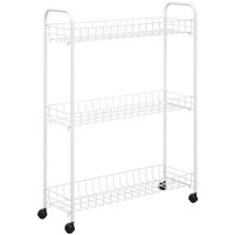 HONEY-CAN-DO CRT-01149 3-Tier Laundry Cart - $41.95