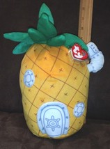 Ty Beanie Buddy ~ SPONGEBOB PINEAPPLE HOME / HOUSE - MINT with MINT TAGS... - $19.79