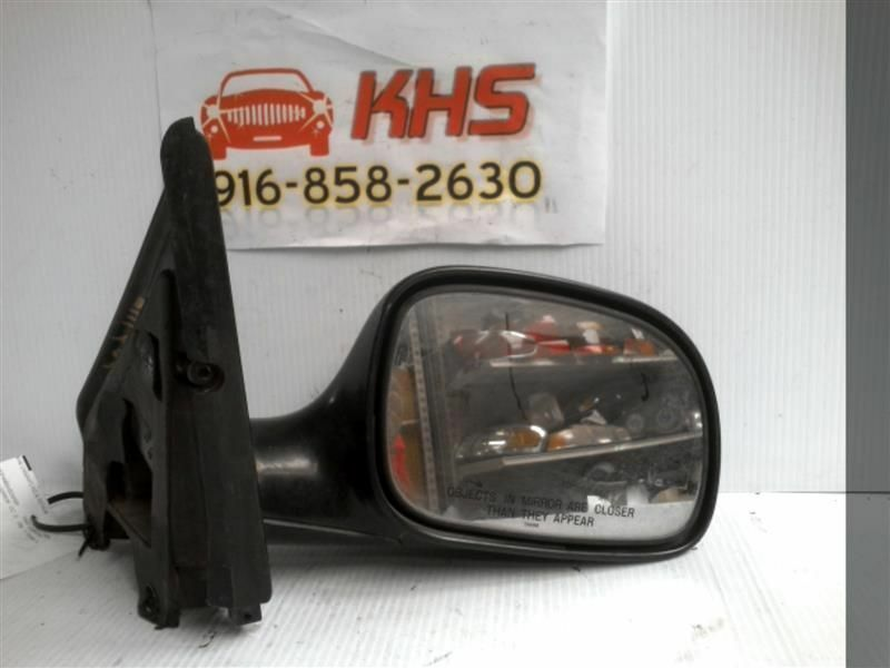 Primary image for Passenger Right Side View Mirror Manual Fits 96-00 CARAVAN 200019