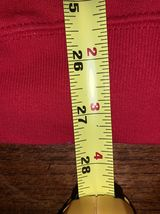 Vintage Tultex Peanuts Snoopy Holiday Xmas Season Sweatshirt Size Large NWOT image 4