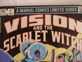 VISION OF THE SCARLET WITCH #1 (A MARVEL COMICS... - $4.88