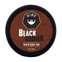 GIBS Black Kodiak Beard Balm-Aid, 2 oz image 2