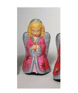 """Katherine's Collection Angel 28-28733 Hot Pink silver tabletop 8"""" - $35.99"""