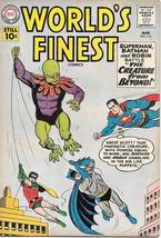 World's Finest Comic Book #116, DC Comics 1961 FINE- - $34.75