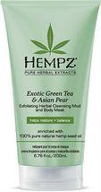 Hempz Green Tea & Asian Pear Body Mask  6.76oz