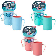 Tommee Tippee 360 Handled Cup 200ml - $43.13