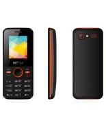 servo v8240 orange single core dual sim vibration russian keyboard cell ... - $28.80