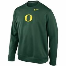 "Nike Oregon Ducks Performance Green Sweatshirt ""Large"" - $19.79"