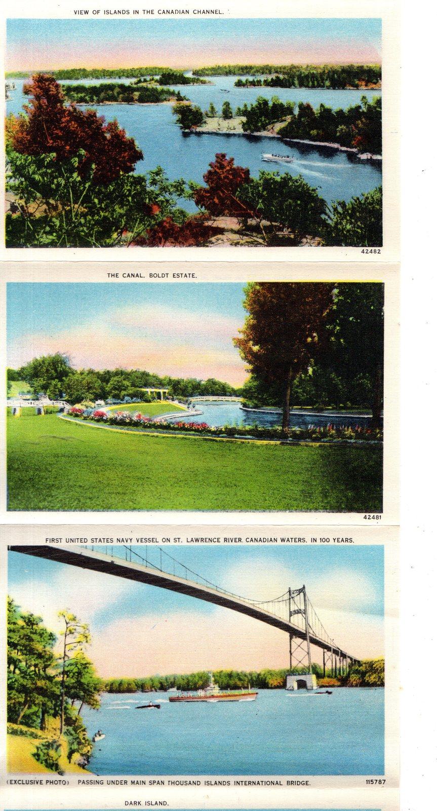 Thousand Islands Venice Of America Book & Souvenir Photo Booklet image 12