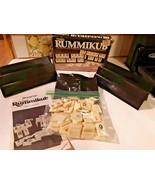 Vintage Authentic Travel RUMMIKUB - 100% Complete - 1988 - $23.26