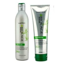 Matrix Biolage Fiberstrong Shampoo and Conditioner 13.5 Oz Duo - $29.69