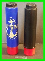 2x Rare Vintage Late 1930's Lektrolite Flameless Cigarette Lighters Uniq... - $58.19