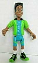 Vntg 1990 Burger King - Poseable African American Figure - Basketball ou... - $5.40