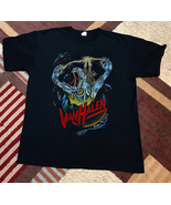 Van Halen Kicks Ass 1980s Sammy Hagar David Lee Roth Rock t-shirt gildan... - $23.99+