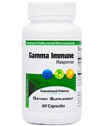Gamma Immune Response by GL Nutrition | Powerful Blend of 12 All-Natural... - $42.71