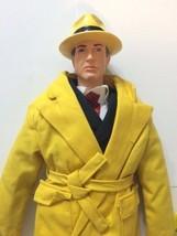 "Applause Dick Tracy 14"" Warren Beatty Dick Tracy Doll Plush & Soft Plastic - $18.95"