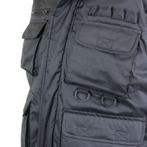 Men's Multi Pocket Military Fishing Hunting Utility Tactical Vest FV-126 image 4