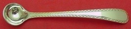 "Golden Winslow by Kirk Sterling Silver Mustard Ladle Custom Made 5"" - $69.00"