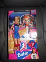 WNBA Barbie Doll #20205 1998 Mattel, Inc. NEW - $75.65