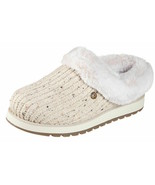 Bobs Skechers Keepsakes Instant Flashback Slippers - Natural Knit, Size 7 - $64.99