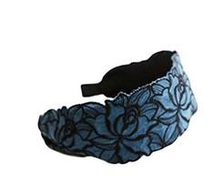 Three Fashion-Headbands Retro Hair Bands-08 - $14.12