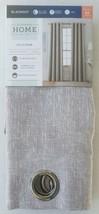 NEW (1) JCP Home Sullivan PURPLE LAVENDER Blackout Grommet Curtain Panel... - $56.09