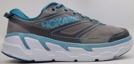 Hoka One One Conquest 3 Women's Running Shoes Size US 11 M (B) EU 44 Gray Green