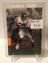 1993 SP Upper Deck  #8 Robert Smith RC : VIKINGS - $3.75