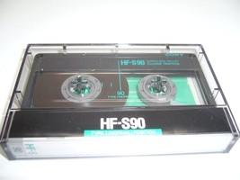 Sony Blank Audio Cassette HF-S90 Tape New! - $11.86