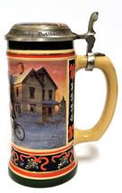 Harley-Davidson Stein Under The Mistletoe Holiday Memories LTD Ed. #194 CIB - $81.63