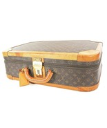 Auth VTG LOUIS VUITTON Stratos 60 Monogram Suitcase Travel Bag Luggage #... - $1,590.00