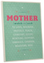 "Pingo World 0108QAO32E4 ""Mother to Love, Cherish, Protect."" Inspirationa... - $43.51"