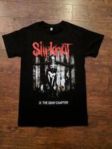 Slipknot the gray chapter tshirt - $12.99